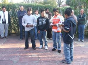 2009 - Encuentro de Jovenes Endepa