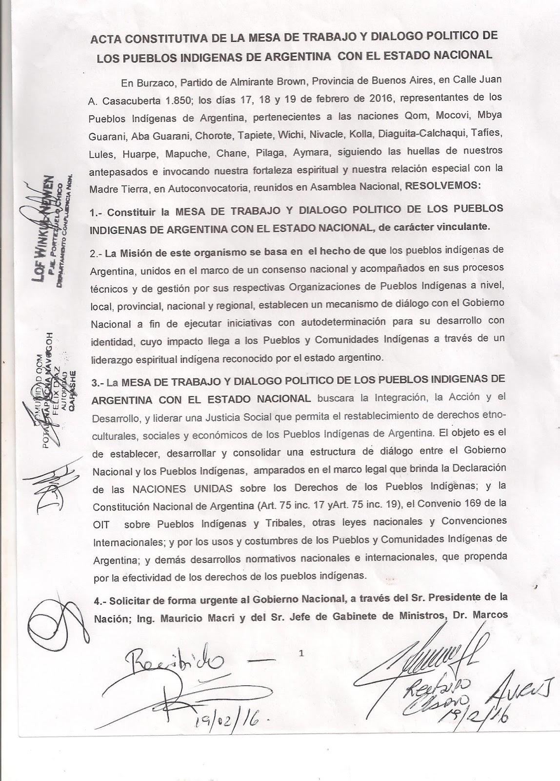 Acta Constitutiva Mesa PI Pag 1