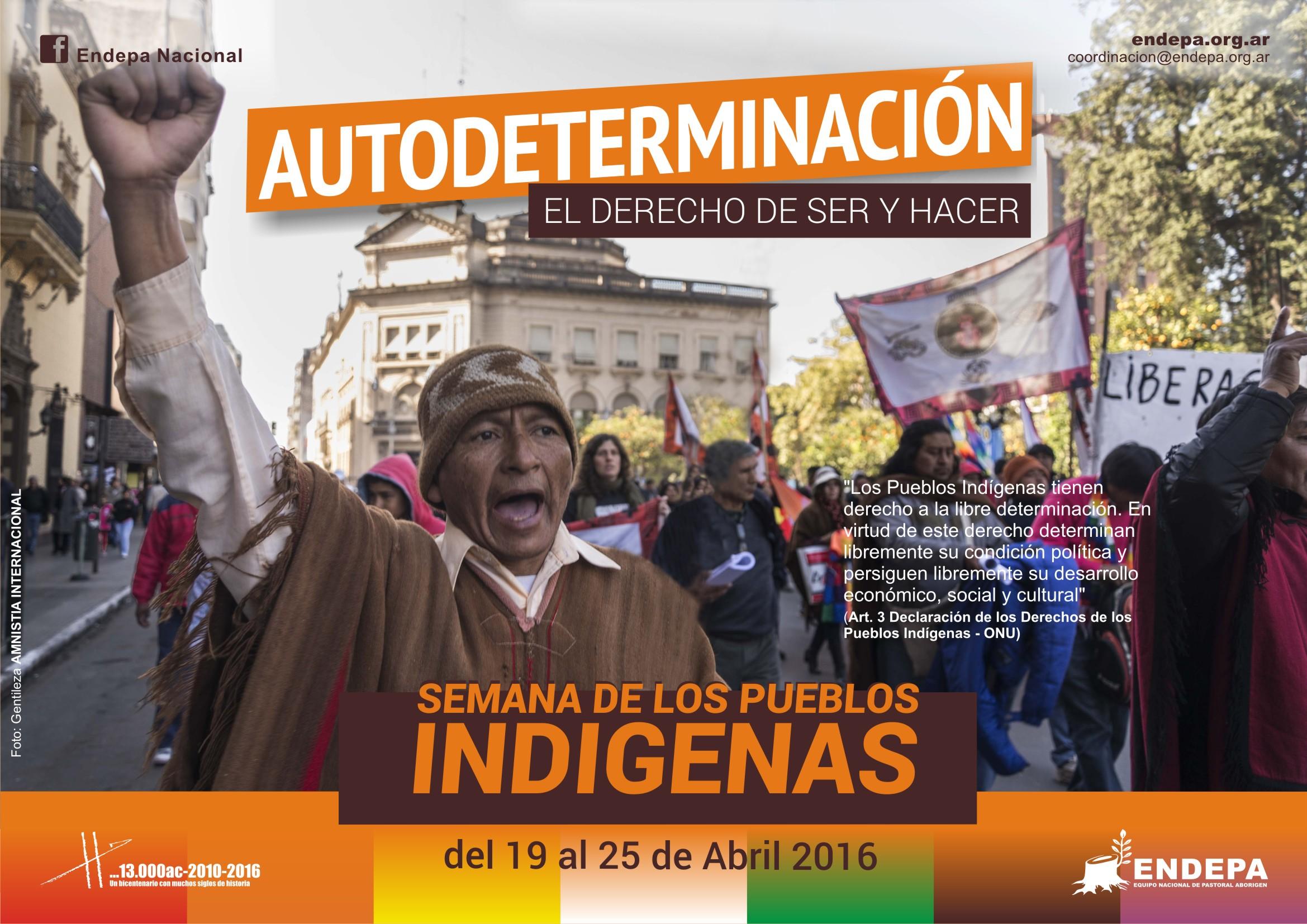 Semana Pueblos Indígenas